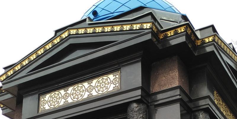 НаПреображенском кладбищепровели реставрацию часовни-усыпальницы / официальный сайт мэра Москвы