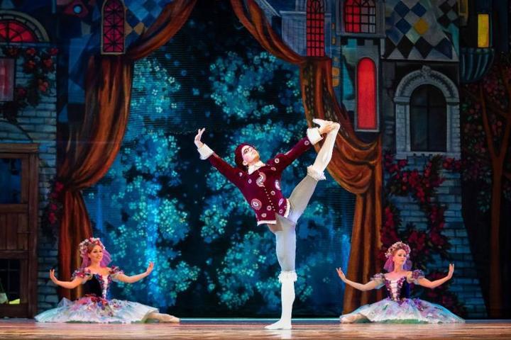 У балета «Чиполлино» счастливый финал / пресс-службой Государственного Кремлевского Дворца
