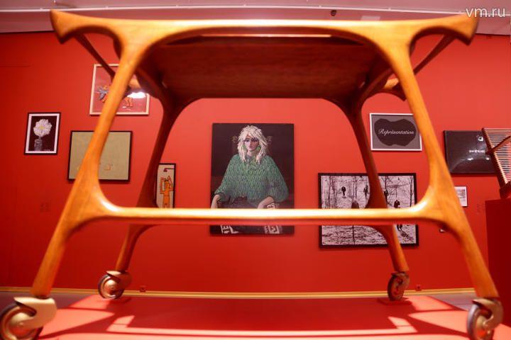 Экспозиция создана при поддержке Mastercard, ЦУМ и Аукционного Дома Phillips / Глеб Березнев