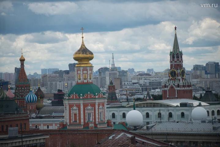 Мы живем все лучше и комфортней / Наталья Феоктистова, «Вечерняя Москва»