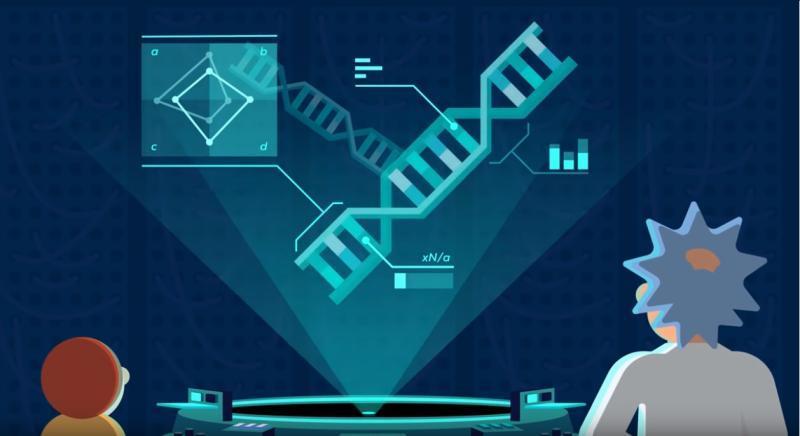 В 2015 году геномную систему CRISPR/Cas9 называли главным научным прорывом / Cкриншот с видео YouTube-канала DeeAFilm Studio