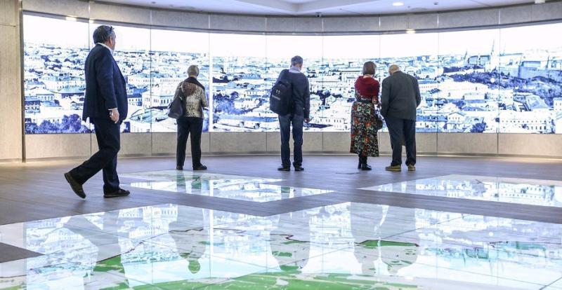 Для посетителей «Дома на Брестской» также откроются две новые выставки / mos.ru