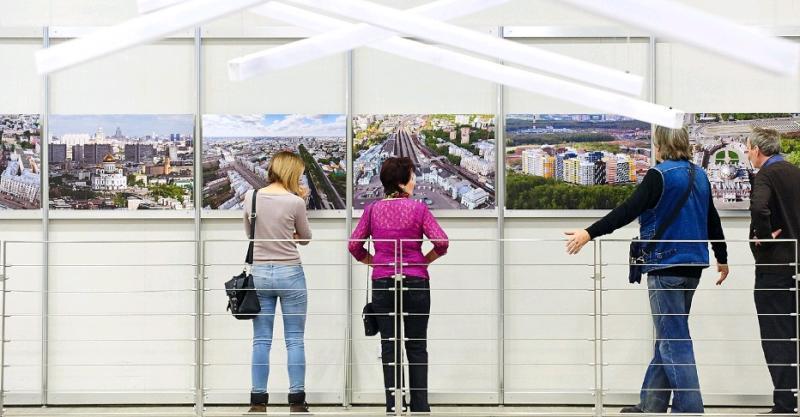 К работе выставки «Московские дворики» будут привлечены ведущие архитектурные бюро и проектные институты / mos.ru