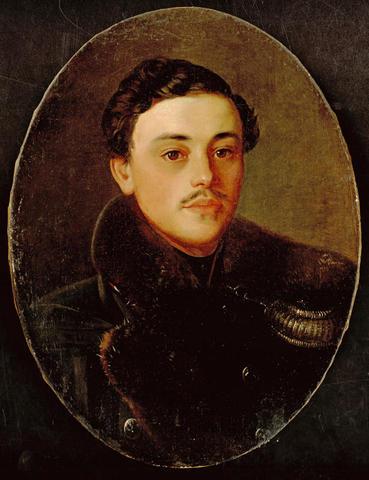 Портрет, который ошибочно считают портретом поэта