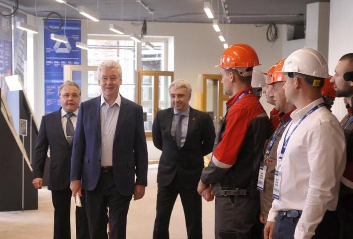 Кандидат на должность мэра Москвы Сергей Собянин провел очередную встречу с избирателями
