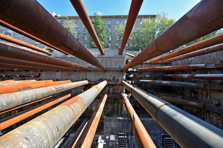Свой второй тоннель щит построит к весне 2019 года / Михаил Колобаев / Комплекс градостроительной политики и строительства