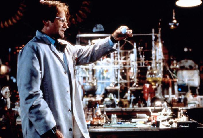"""Новый элемент помогает иммунной системе запоминать инфекции / кадр из фильма """"Флаббер"""""""