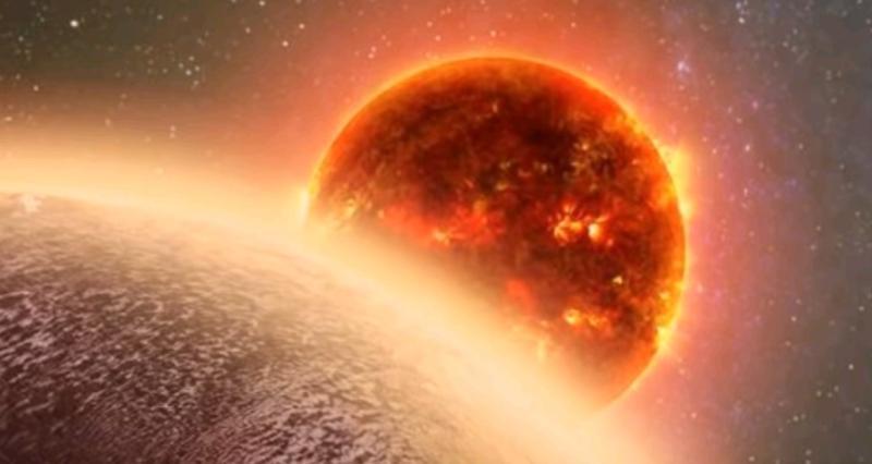 Исследователи космического миру уверяют, что Нибиру уже подошла к Земле на рекордно близкое расстояние / Скриншот с видео на youtube/Космодесантник Хорхи