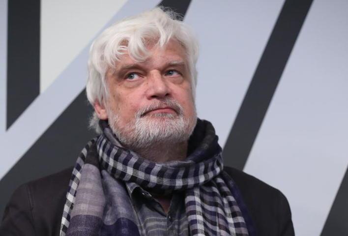Театральный режиссер и актер кино Дмитрий Брусникин скончался в возрасте 60 лет. / Красильников Станислав