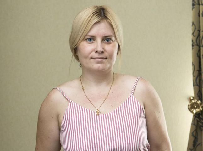 Анна Цыпленкова до преображения / Сергей Каптилкин