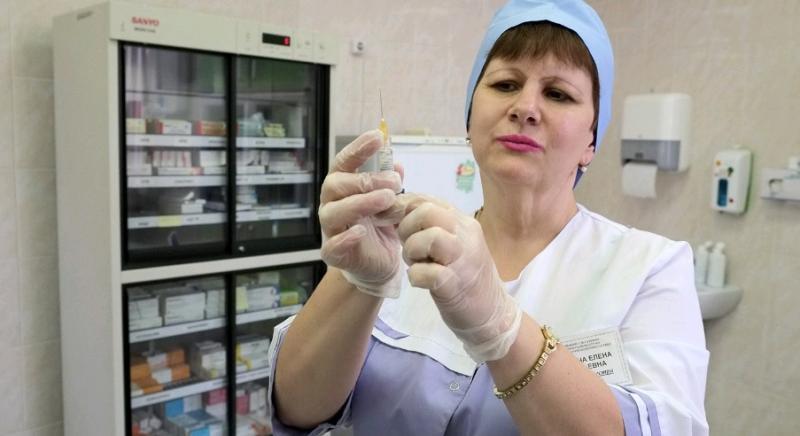 Жителям столицыпредлагается привиться против гриппа и вирусных заболеваний с помощью современной вакцины / официальный сайт мэра Москвы
