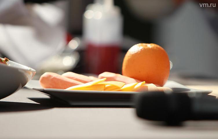 """Из моркови можно даже сделатьприправу / Наталия Нечаева, """"Вечерняя Москва"""""""