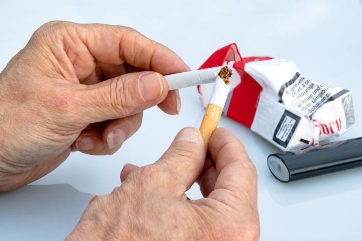 Высокие цены на табачные изделия спровоцировали рост нелегальной торговали / сайт Pixabay