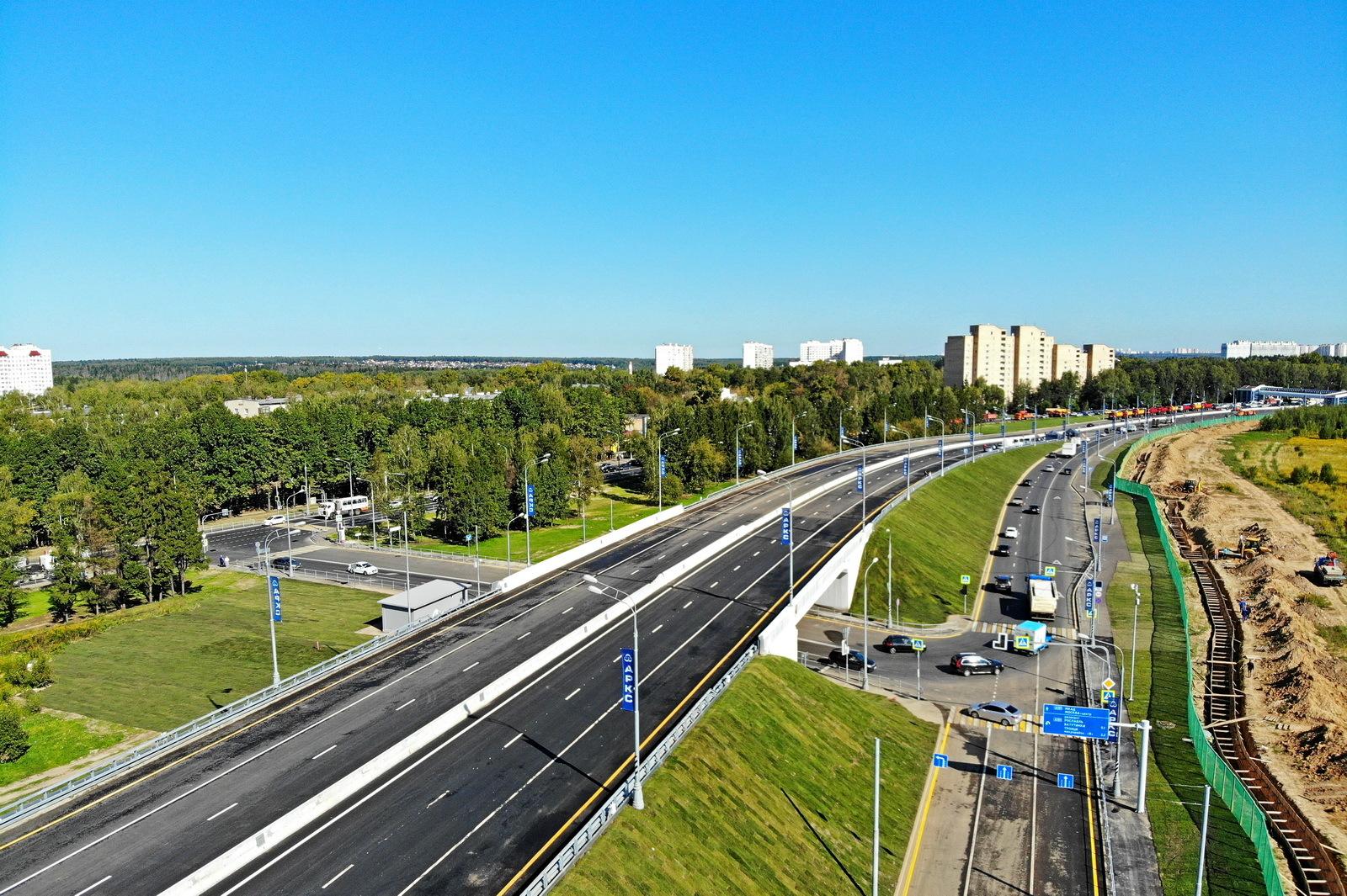 Владимир Жидкин рассказал о застройке административно-делового центра в Коммунарке