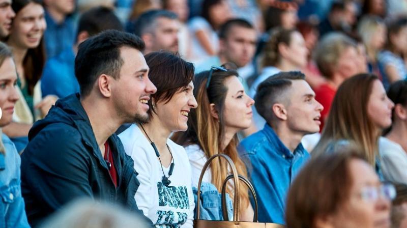 Зрители имели возможность совершенно разные мероприятия / официальный сайт мэра Москвы