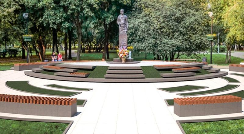 В рамках благоустройства на территории парка будут приведены в порядок памятники / официальный сайт мэра Москвы