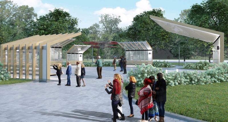 Как будет выглядеть парк имени Святослава Федорова выбирали сами москвичи / официальный сайт мэра Москвы
