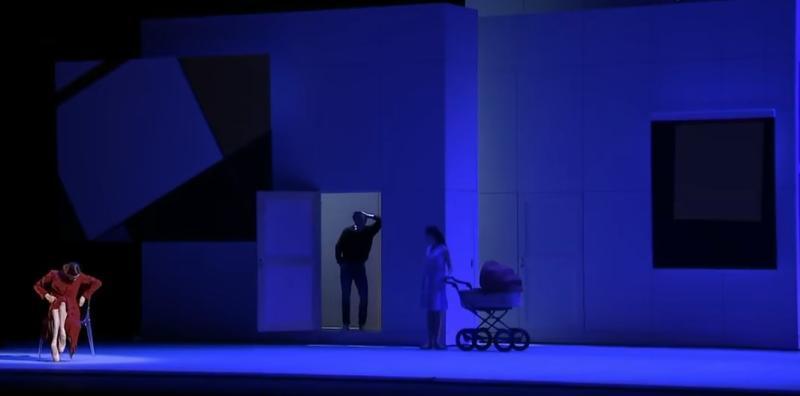 Балет по наиболее узнаваемому произведению Льва Толстого поставят в середине октября / Cкриншот с видео YouTube-канала Новости на Первом Канале