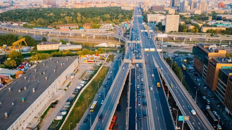 В связи со спортивным мероприятием автолюбители не смогут проехать по некоторым улицам / предоставлено пресс-службой Комплекса городского хозяйства Москвы