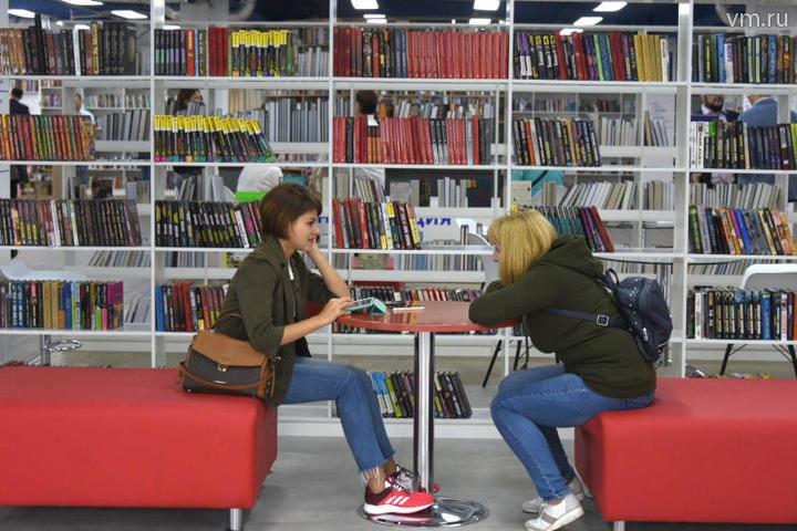 """Вся библиотека – это единое пространство, помещение-трансформер, которое можно подстроить под любые задачи и мероприятия / Владимир Новиков, """"Вечерняя Москва"""""""