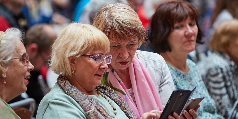Чемпионат «Навыки мудрых» посетили более 20 000 человек / mos.ru