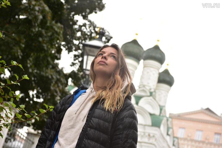 """Ночью температура не превысит 6 градусов тепла / Пелагия Замятина, """"Вечерняя Москва"""""""