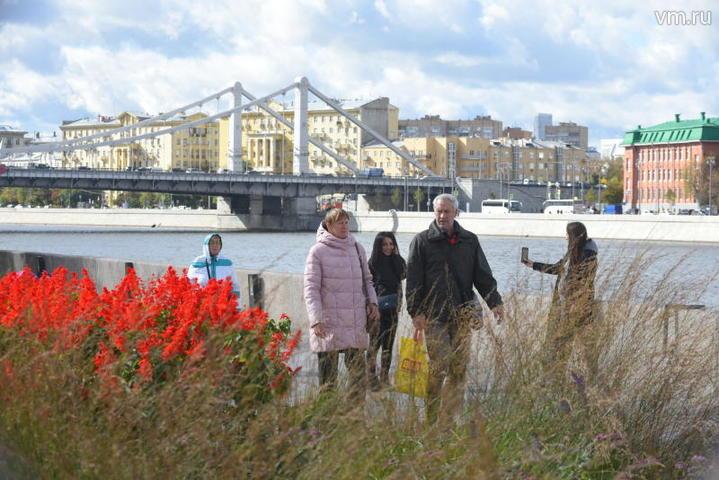 Район Фили соединят с «Москвой-Сити» новой набережной