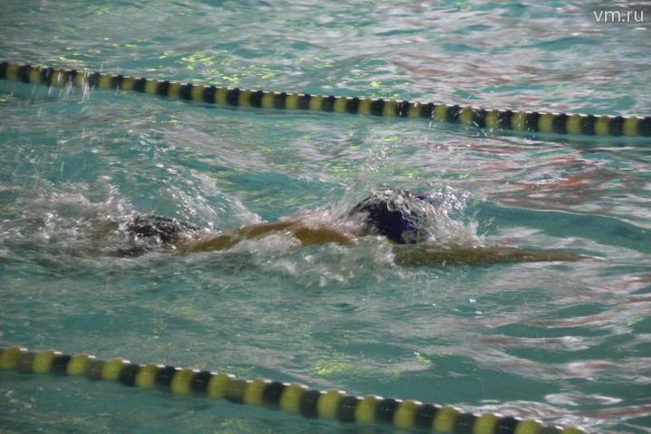 Три золота и бронзу завоевали подмосковные пловцы на международном турнире