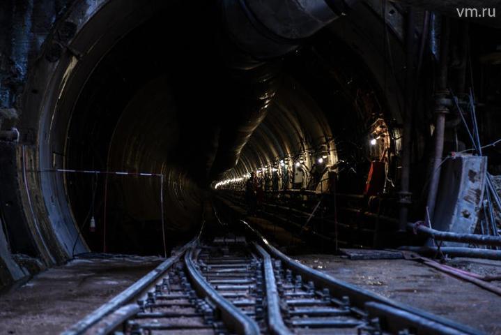 """Строительство перегонных тоннелей на участке «Рубцовская» — «Стромынка» / Пелагия Замятина, """"Вечерняя Москва"""""""