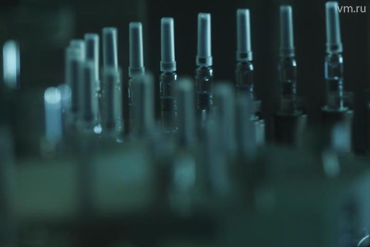 """Один из ключевых элементов очистки вакцины — центрифуга / Антон Гердо, """"Вечерняя Москва"""""""