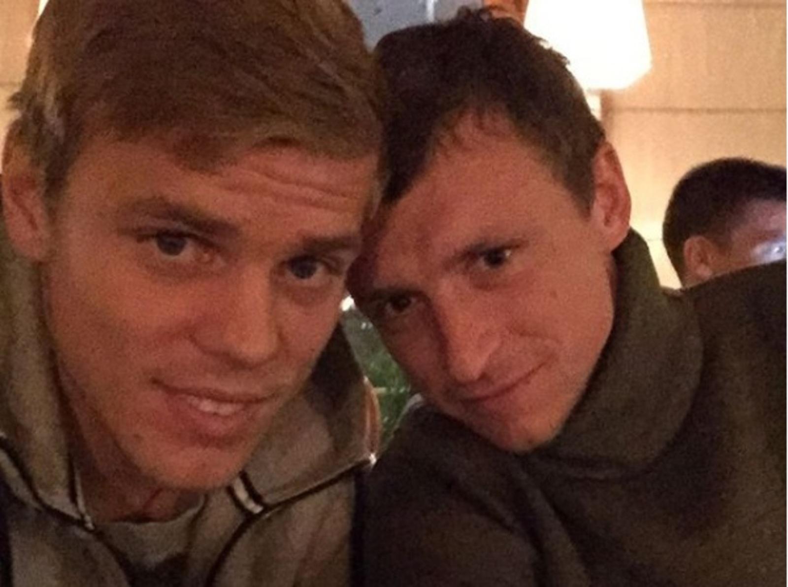 Дело Кокорина и Мамаева передали в суд для рассмотрения ...