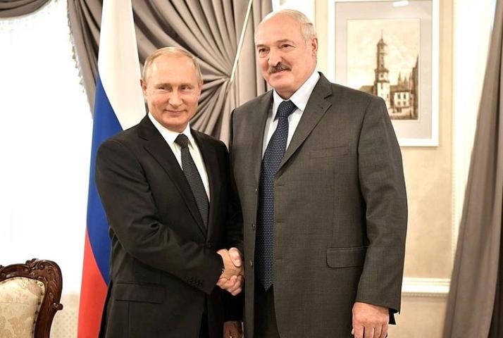 Александр Лукашенко решил пригласить Владимира Путина на свою малую родину / http://kremlin.ru/events/president/news/58806