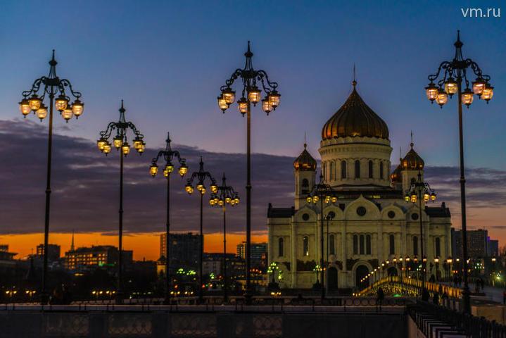 Более чем на 300 зданиях столицы появится архитектурно-художественная подсветка