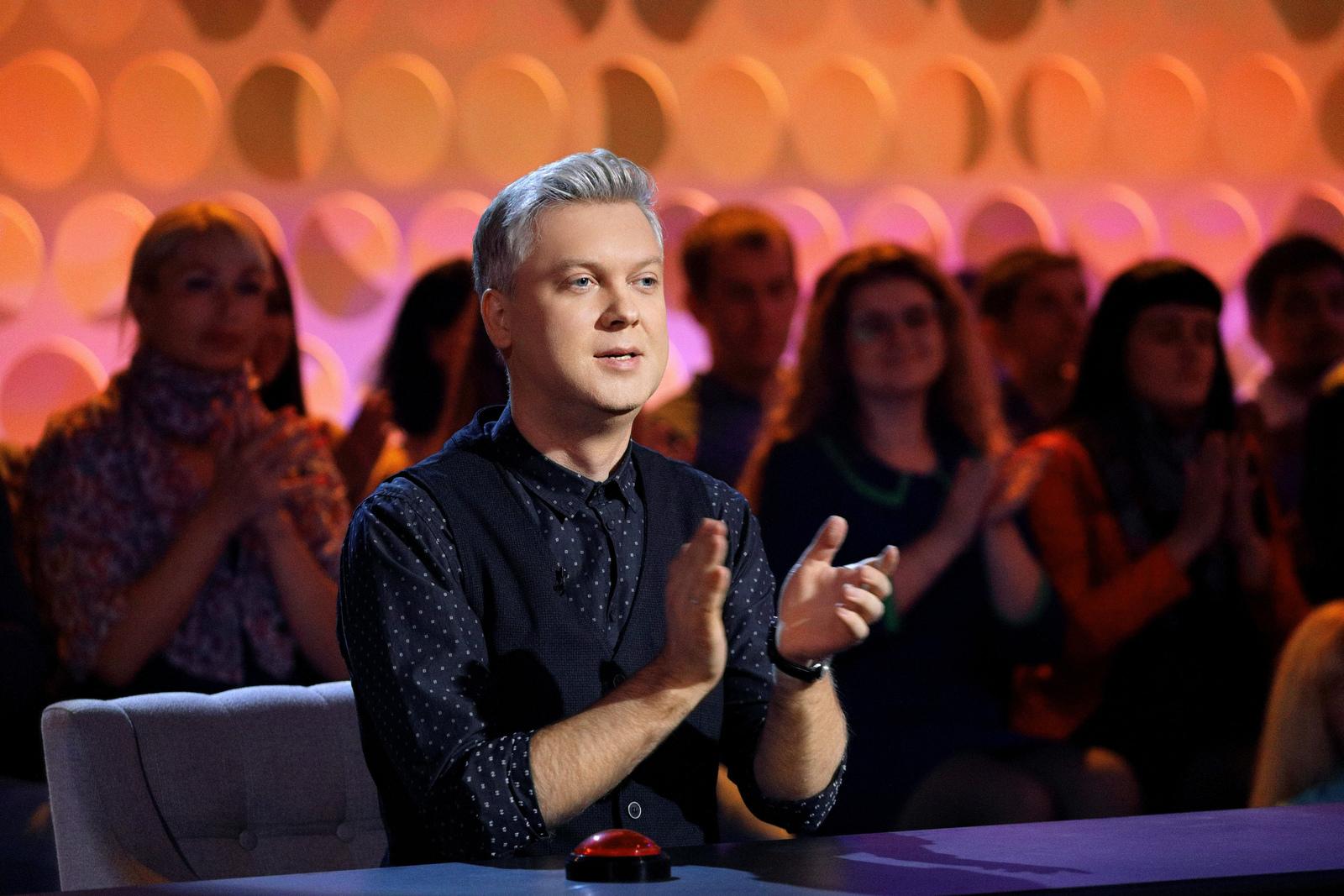 На канале СТС, как отметил шоумен, его ждали совсем другие условия и была предоставлена возможность стать лицом канала