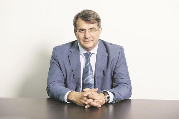 Марс Газизуллин — генеральный директор АО «Мосинжпроект» / предоставлено пресс-службой Мосинжпроект