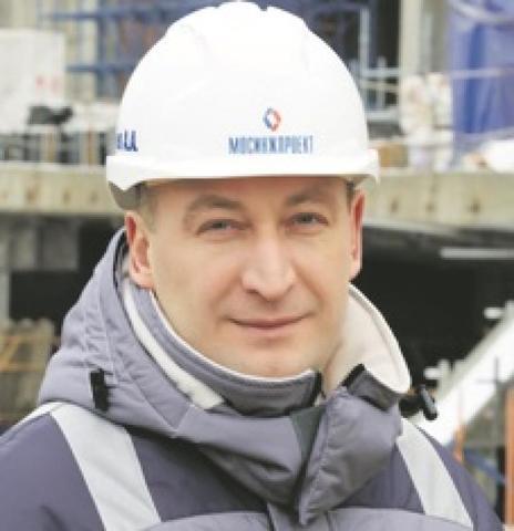 Альберт Суниев — первый заместитель генерального директора по девелопменту АО «Мосинжпроект» / предоставлено пресс-службой Мосинжпроект
