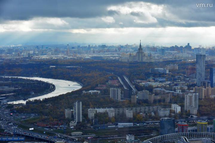 """Объекты имеют различную площадь – от 2,5 до 9,5 тысяч квадратных метров / Александр Кожохин, """"Вечерняя Москва"""""""
