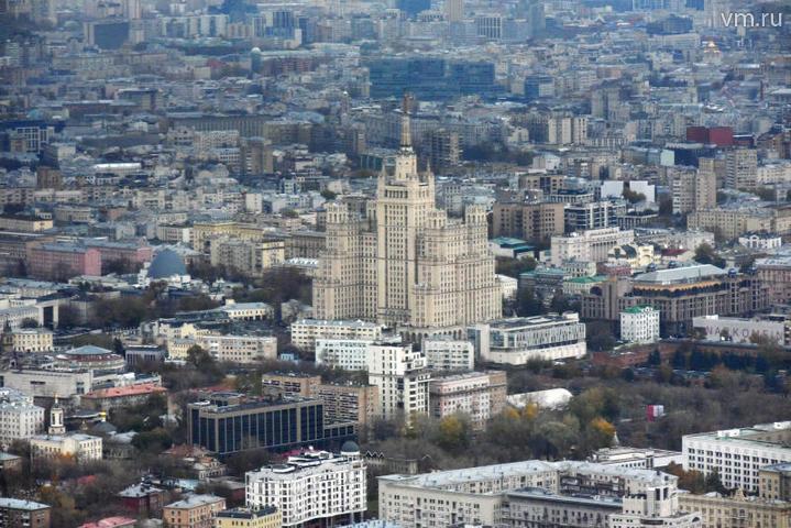 """В будущем в новом здании будут расположены офисы / Александр Кожохин, """"Вечерняя Москва"""""""