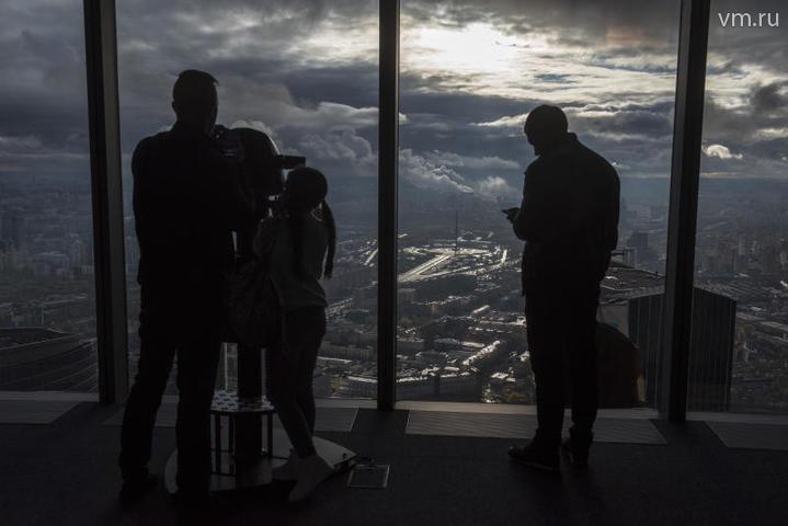 """Вход на самую высокую смотровую площадку «Panorama 360» станет бесплатным / Александр Кожохин, """"Вечерняя Москва"""""""