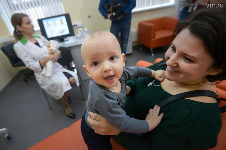 Названы самые необычные имена детей, родившихся этой весной в Москве