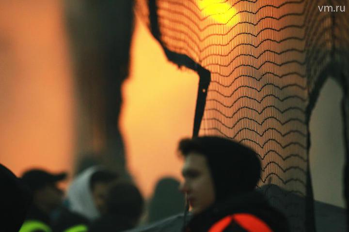 """Как сообщают свидетели, в спецоперации для силовой поддержки был задействован Специальный отряд особого назначения / Наталия Нечаева, """"Вечерняя Москва"""""""