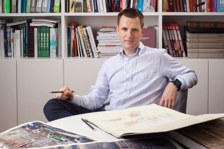 Главный архитектор Москвы Сергей Кузнецов / пресс-служба Москомархитектуры