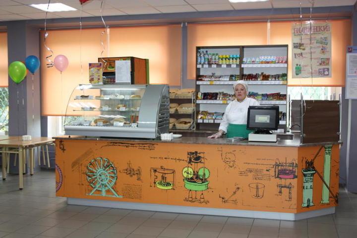 Проект «Мой школьный ресторан» преобразил уже не одну школьную столовую Москвы / Старостин Александр