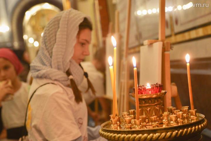 """Молитвы святых призывают милость Божию на нашу жизнь и на наш народ / Пелагия Замятина, """"Вечерняя Москва"""""""