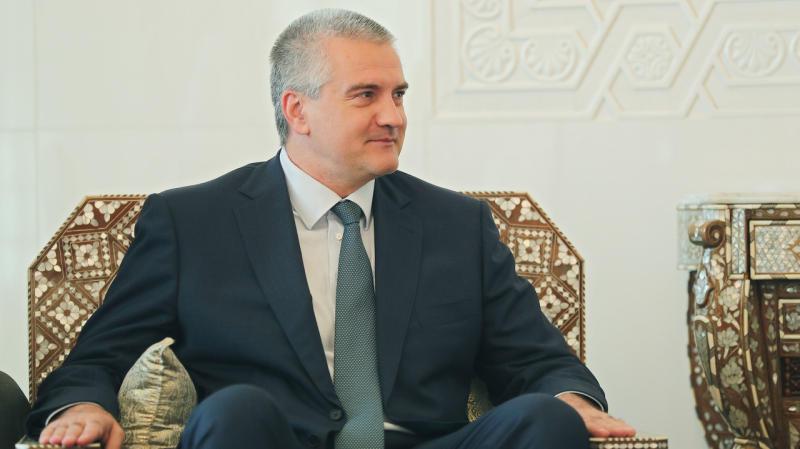 Сергей Аксенов подчеркнул, что решение было принято после поступившего от него предложения