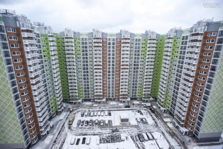 Переселение пятого дома по программе реновации началось в Бабушкинском районе