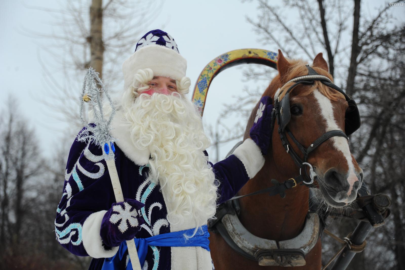 Дед Мороз посоветовал соблюдать меру в употреблении еды в Новый год