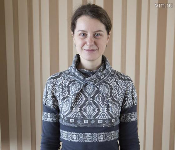 Наталия Федотова до преображения / Сергей Каптилкин