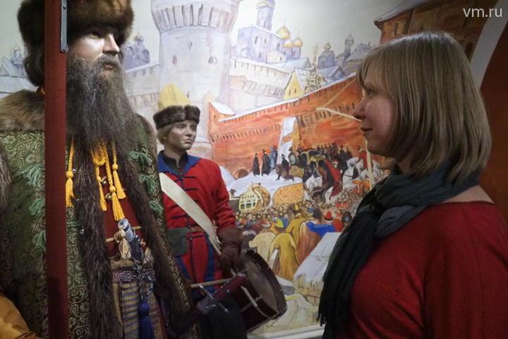 В московском музее открылась выставка «Вехи ратной истории»