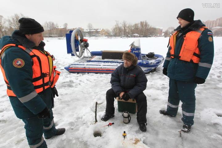 Московские водоемы берут под особую охрану